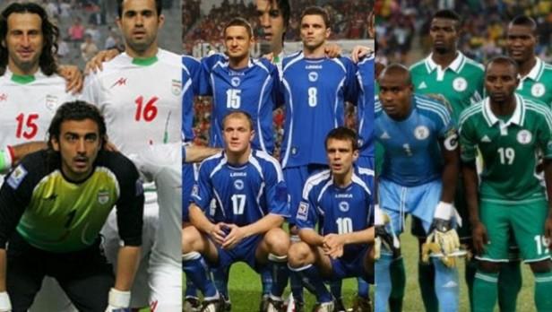 Para ir conociendo los rivales de la Selección en el Mundial