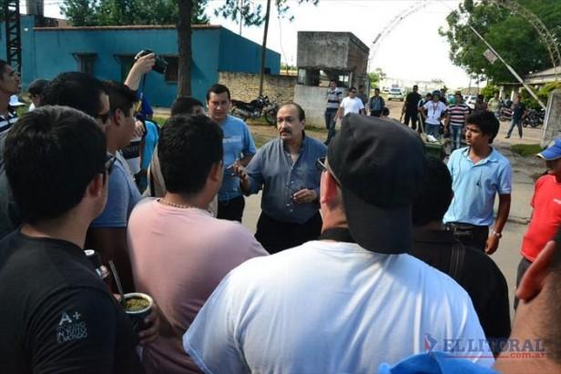 Policías: con la garantía de Colombi sobre el acuerdo salarial, se destrabó la protesta