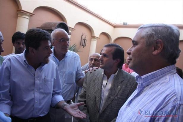 Comité de crisis: comerciantes lograron el respaldo del Gobernador y del Intendente
