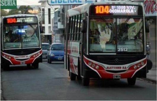 Mañana comienza a regir el aumento del boleto urbano