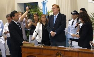 Ataliva Laprovitta resultó electo presidente del Concejo Deliberante
