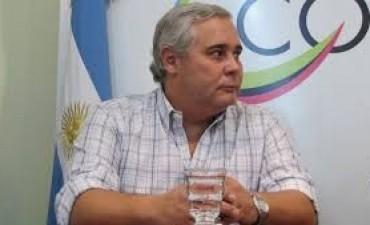 """Fabián Ríos: """"En un año deberíamos tener terminadas 800 viviendas en Santa Catalina"""""""