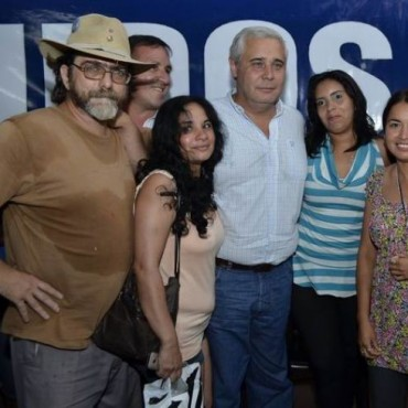 Fabián Ríos se mueve a pasos agigantados