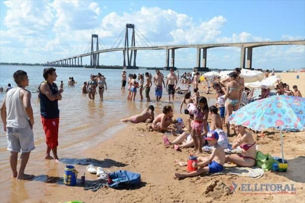 Marcado movimiento turístico en el último fin de semana largo del año