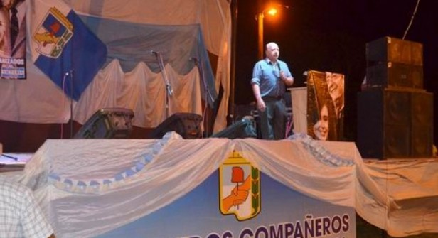 Martínez Llano habló de las internas
