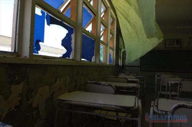 Directivos piden que informen qué escuelas ingresan en el plan de mejora edilicia
