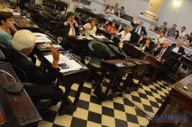 Presupuesto: el Senado dio media sanción a la ley sin aval para los créditos