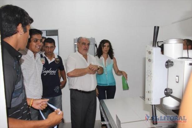 En 9 de Julio habilitaron la primera sala de rayos X