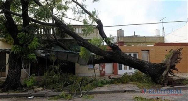 Temporal con abundante lluvia provocó diversas dificultades en varias localidades
