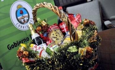 Presentan hoy la canasta navideña 2014 y desde mañana se venderá en comercios