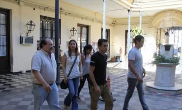 Fiscal pidió al padre de Encinas Romero que reflexione y entregue a su hijo