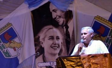 PJ: Ríos pidió trabajar para salir fortalecidos de las internas y deslizó críticas a Camau
