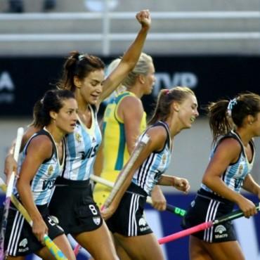 Las Leonas vencieron a Australia por penales y se quedaron con el Champions Trophy