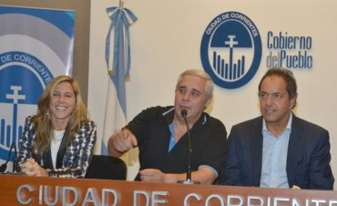 Vuelve Scioli y llega Cobos para cerrar la visita de presidenciables en 2014