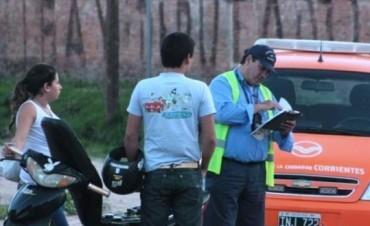 Registros municipales aseguran que bajó la cantidad de siniestros viales y casos fatales