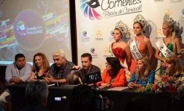 Con una muestra de unidad, lanzaron ayer los carnavales correntinos 2015