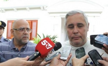 Colombi y Ríos juntos, puntapié inicial para una mejor relación institucional