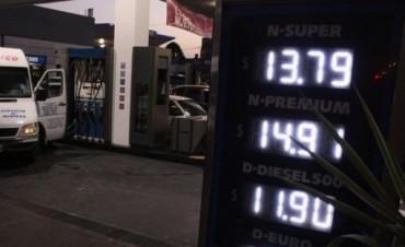 Combustibles: esta noche las estaciones estarán cerradas
