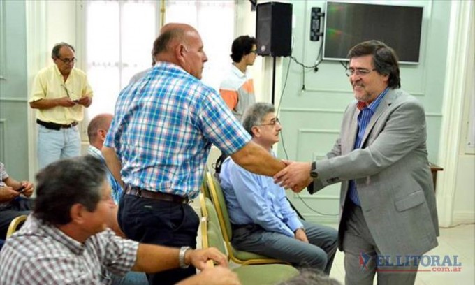 Según Vaz Torres, Corrientes está adelantada de Nación en materia de inmobiliario rural