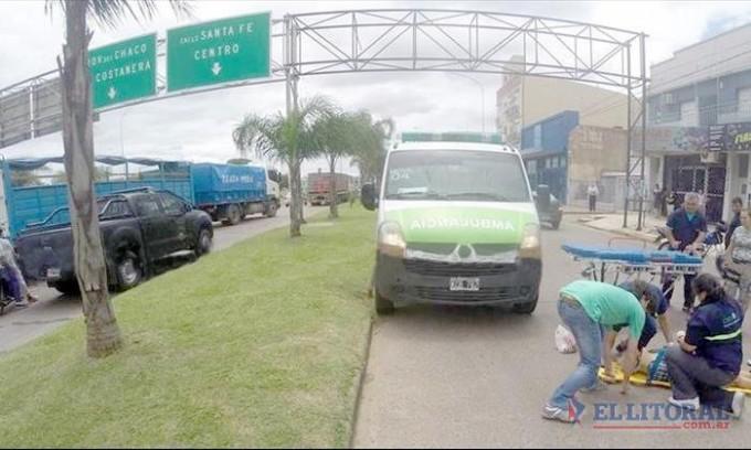 Murió una anciana y ya suman 202 las víctimas por accidentes de tránsito