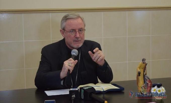 Stanovnik brindó un mensaje de paz e instó a recordar el real espíritu de la Navidad