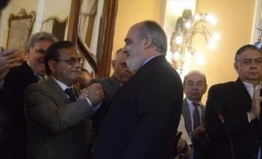 Cardozo juró como nuevo ministro de Salud Pública