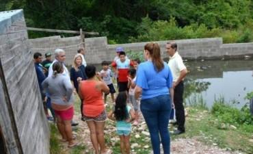 El Paraná superó la marca de alerta con 5 familias autoevacuadas y otras en riesgo