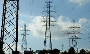 Por una falla en una línea de Transnea, desde ayer varias localidades están sin electricidad