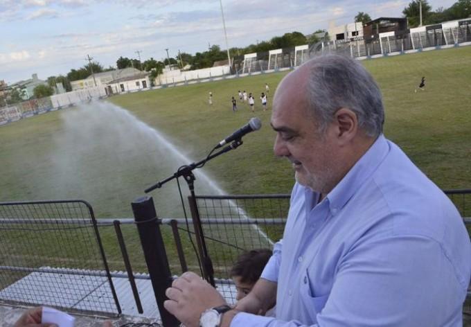 """Colombi ratificó que irá por la Intendencia de Mercedes y dijo: """"Hay que recuperar la ciudad"""""""