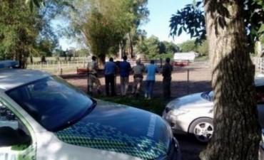 Ex comisario, detenido por liderar una banda dedicada al robo de ganado