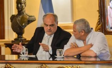 La Provincia financiará obras pluviales por $ 35 millones en la capital correntina