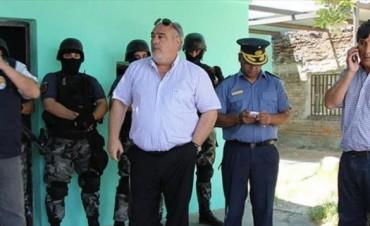 """Colombi se cruzó con la policía de Santa Fe: """"Yo cuido la vida de los correntinos"""""""