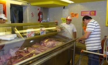La venta de asado cayó el 24 y carniceros se quedaron con stock en las góndolas