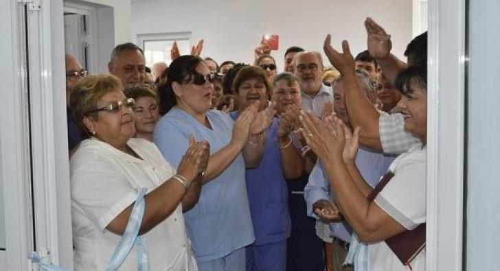 San Cosme está de fiesta por su flamante hospital