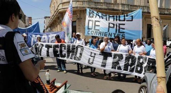 Marcharon contra la reforma laboral y previsional
