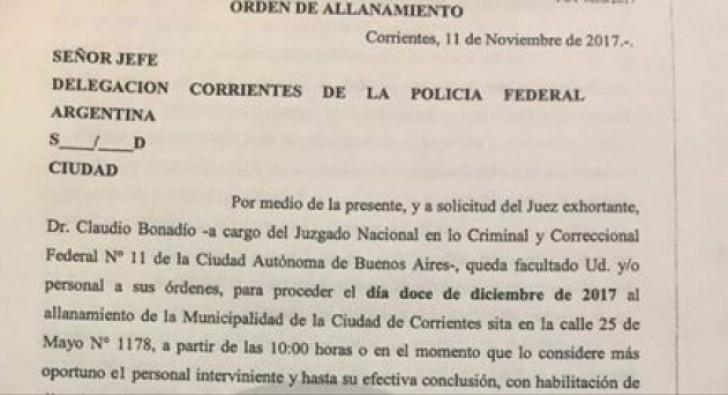 Techo Digno: el juez Bonadío puso la lupa sobre la Capital provincial