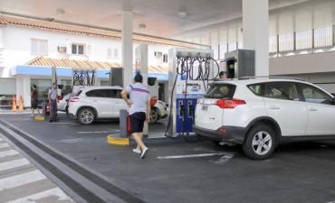 Combustibles: YPF subió un 6% y ya trepó a 32% en lo que va del año