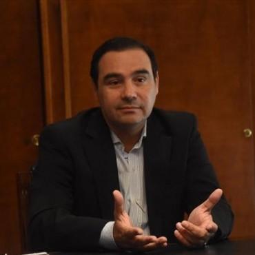 """Gustavo Valdés: """"Lo que la gente votó es un cambio de gobernador, no de gobierno"""""""