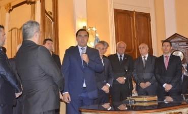 Valdés instó al compromiso para alcanzar los objetivos
