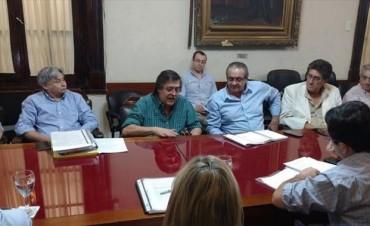 Vaz Torres expuso detalles del proyecto de Presupuesto