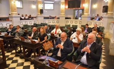 Senado: es ley el Presupuesto General de la Provincia 2018