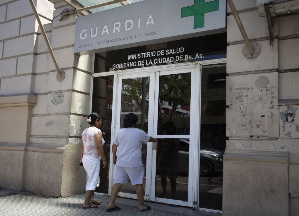 Considerable merma de la pirotecnia dio respiro a las guardias hospitalarias