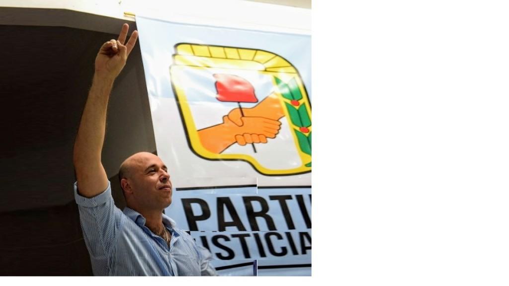 Los Intendentes del PJ proclamaron a Tincho Ascúa como candidato a Presidente