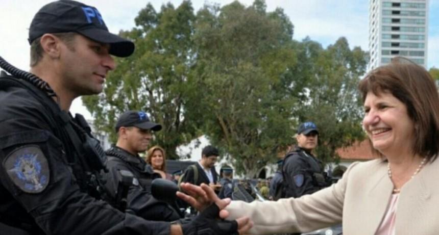Rige el nuevo reglamento que permite a la Policía Federal disparar sin dar la voz de alto
