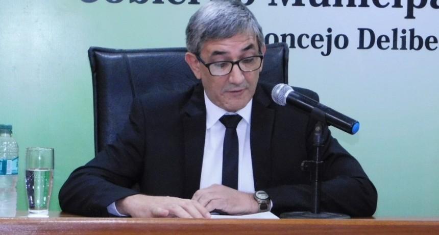 El gobierno rechazó tratar la iniciativa para que municipales cobren un BONO de fin de año.