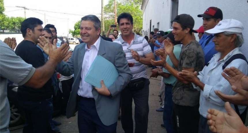 Justicia ordenó restituir a Osnaghi al frente de la Intendencia del Paso