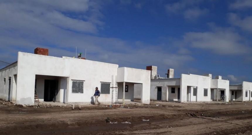 Con inversión nacional y provincial, planean construir más de mil viviendas durante 2019