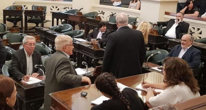 Senado pasó a prensa el presupuesto que sería tratado la semana que viene