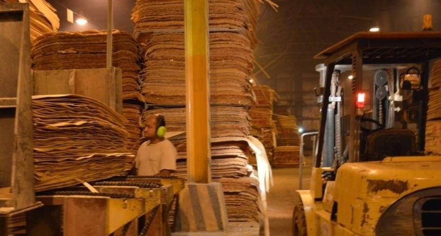 Crisis: la actividad industrial cayó un 5,3% en un año