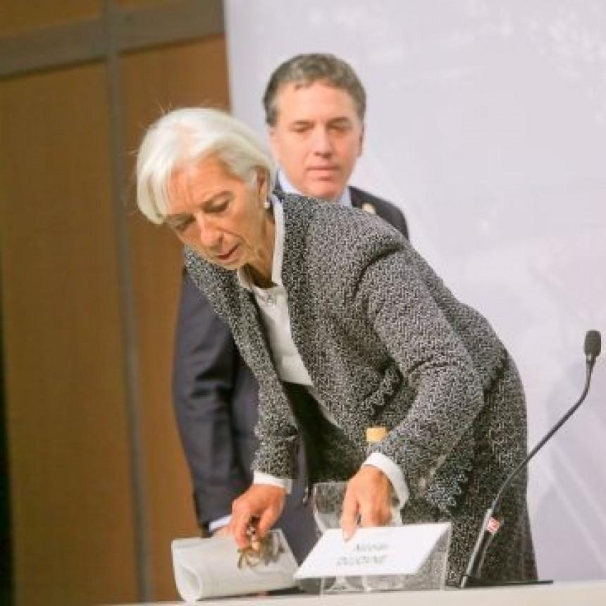 El FMI aprobó el envío de U$ 7.600 millones para Argentina